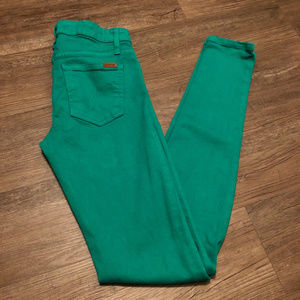 "Green Joe's Jeans ""The Skinny"" Jeans, size 25"